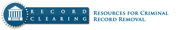 Record Clearing - Resources for record removal