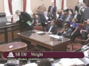 sb530 senator wright hearing