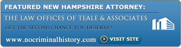 Featured New Hampshire Expungement Attorney
